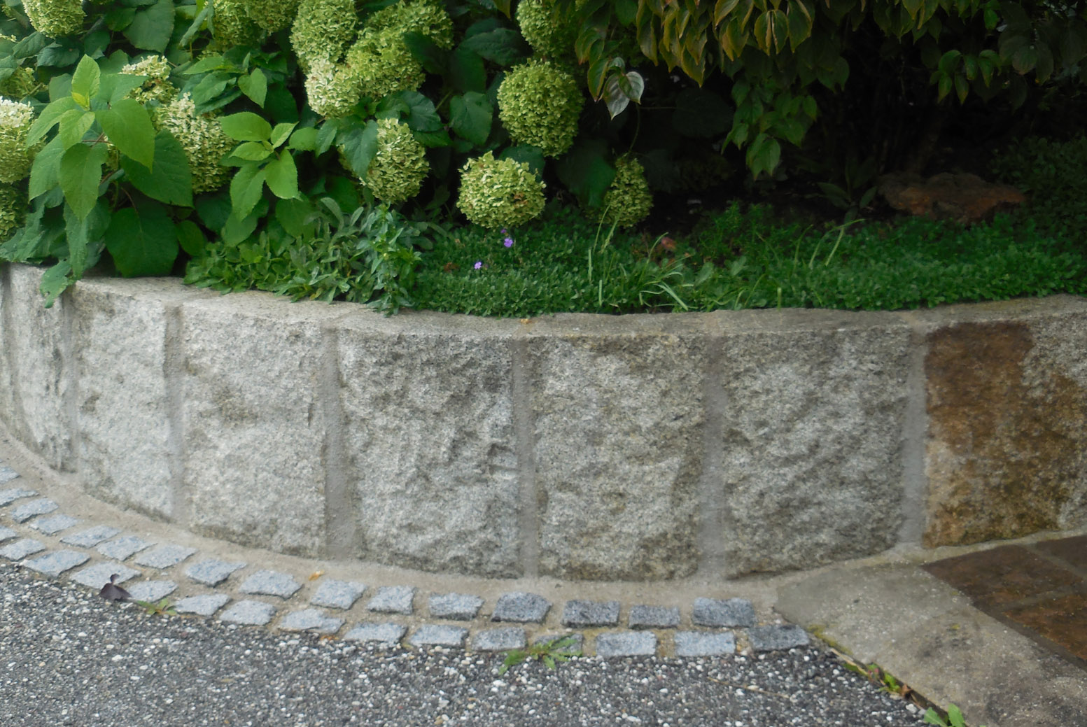 Mauern, Hausmauern, Gartenmauern, Steinwände, Natursteinmauern, Steinmauer, Innviertel, Salzburg, Oberösterreich