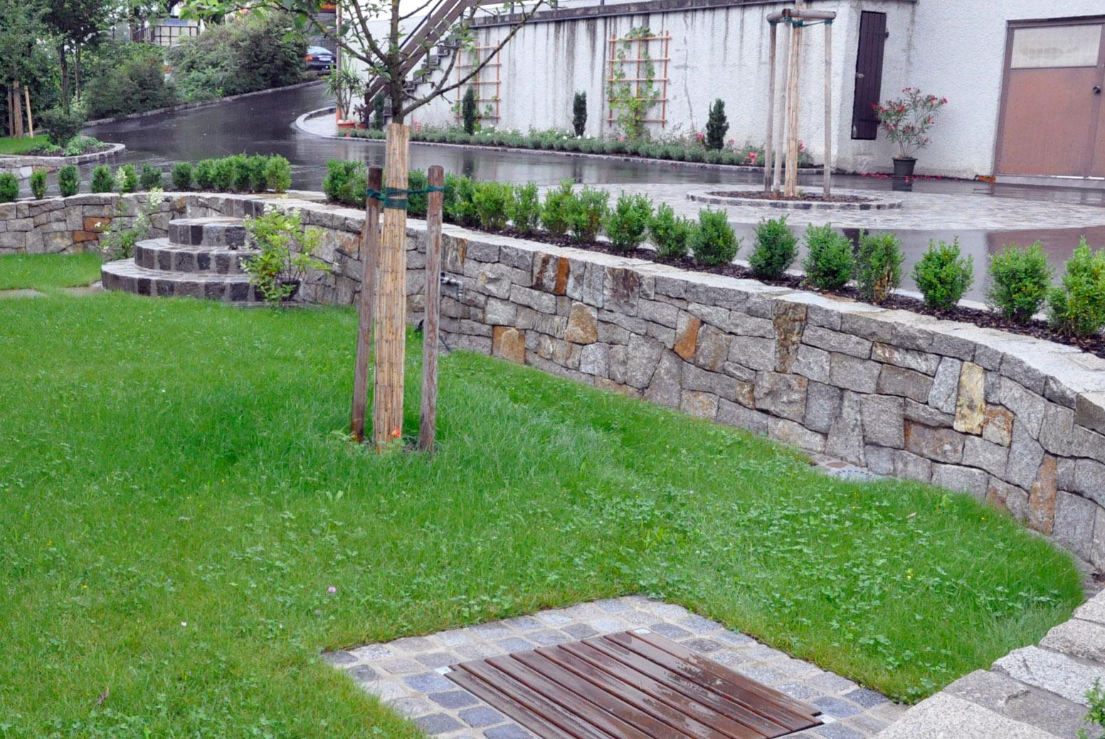 Pflasterungen von Privaten Plätzen von Pflasterbau Eder aus Lambrechten